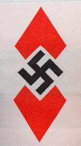 Hitler Youth Diamond Insignia