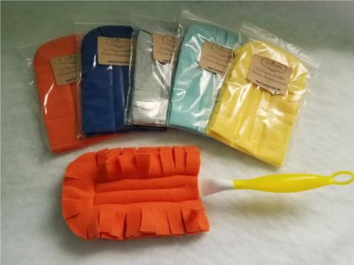 25 Swiffer Duster fleece refill replacements