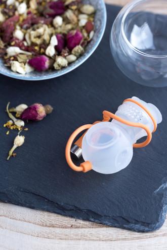 DIVER TEA STRAINER