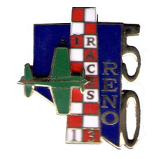 2013 Official Pylon Pin