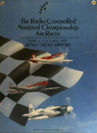 1993 Radio Control Poster