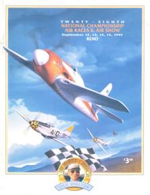 1991 Official Program