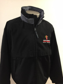 Men's Windbreaker Jacket black