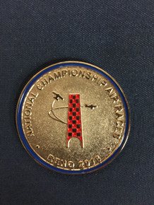 2016 Official coin