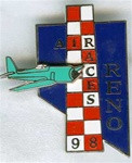 1998 Official Pylon Pin