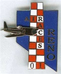 2001 Official Pylon Pin