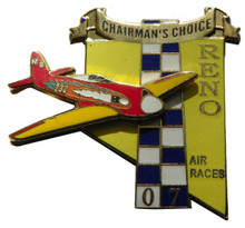 2007 Official Chairman's Choice Pin
