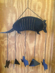 Armadillo Windchime