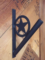 Star Flag Pole Holder