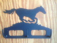 Running Horse Coat / Hat Rack