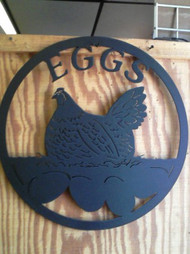 Hen - Eggs