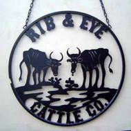 Rib & Eye Cattle Company
