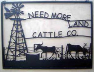 Need More Land Cattle Company