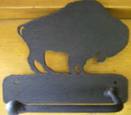 Buffalo Toilet Paper Holder