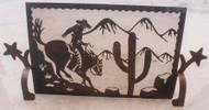 Cowboy Coming Down the Mountain