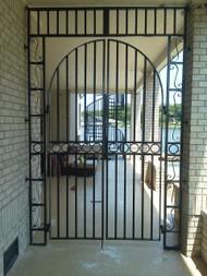 Security Man Gate