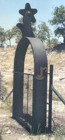 Spur Man Gate
