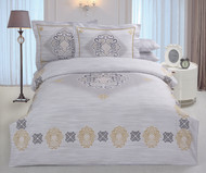 Royal Medallion Linen Set