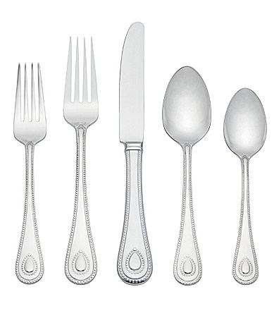 Lenox French Perle Flatware Set