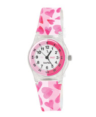 Lily Nily Pink Hearts Watch