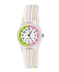 Lily Nily Colors & Stripes Watch
