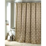 Avanti Galaxy Gold Shower Curtain