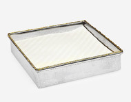 Godinger Golden Frost Square Napkin Holder