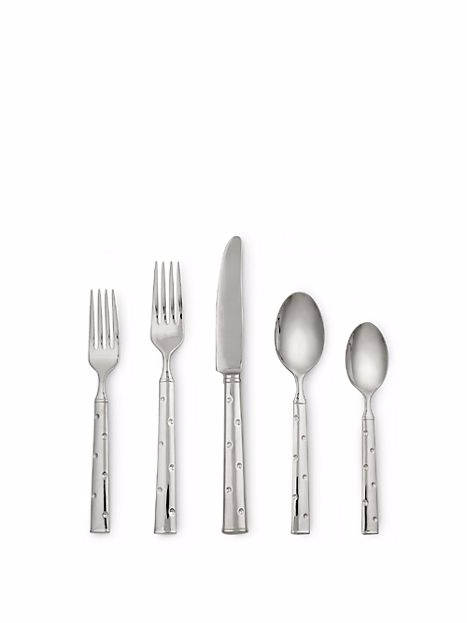 Larabee Dot Flatware