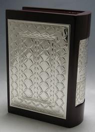 Wood & Silver Bencher Holder (80021)