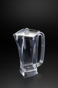 Acrylic Square Twist Pitcher