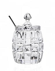 Godinger Jam Jar with Serving Spoon