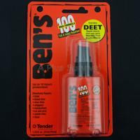 Ben's Insect Repellent Pocket Size 100% Deet