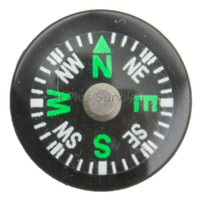 20mm Button Compass
