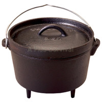 2 Quart Cast Iron Dutch Oven