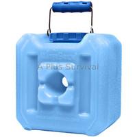 1.6 Gallon Water Brick - Blue