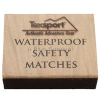 4 Boxes of Waterproof Matches