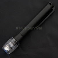 AAA Flashlight - Black