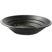 "10"" Gold Pan - Black"