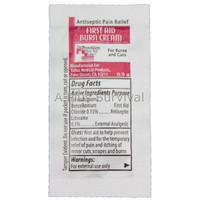 First Aid Cream - 144 Pack