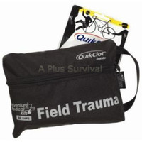 QuikClot Trauma Tactical First Aid Kit