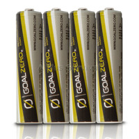 4 AAA Rechargeable Batteries
