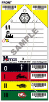 MetTag Triage Tag 50 Pack