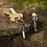 Fire Stash Keychain Lighter