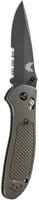 Benchmade 551SBKOD Griptilian Combo Edge Knife