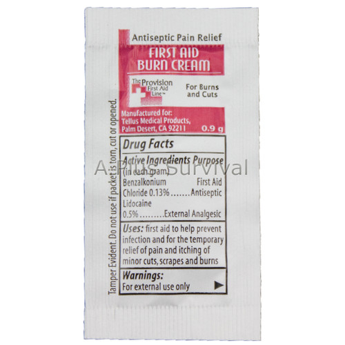 First Aid Cream - 144 Pack