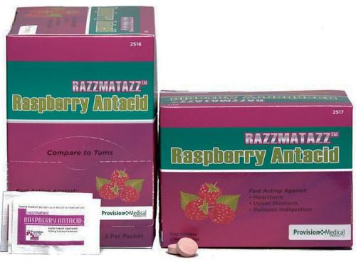 1000 Antacid Tablets - Razzmatazz