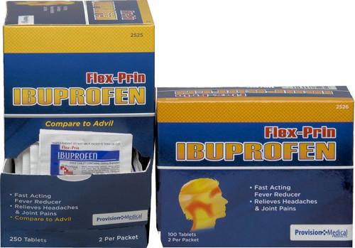 1000 Ibuprofen Tablets