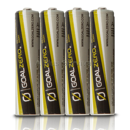 4 AAA Rechargeable Batteries