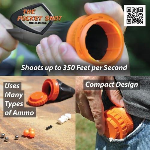 Pocket Shot Slingshot