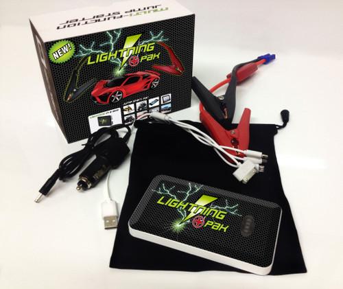 Lightning Pak RP Ultra Slim Jump Starter